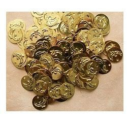 Monedas danza árabe