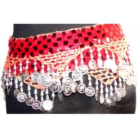 Pañuelos danza Siwa Lila