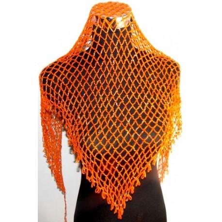 Pañuelos danza del vientre Red Naranja
