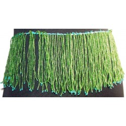 Flecos danza del vientre Verde