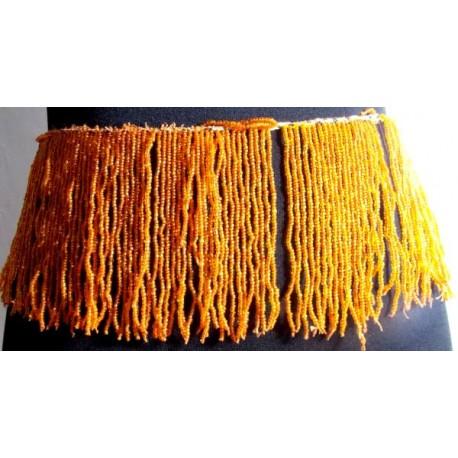 Flecos de pedreria Naranja