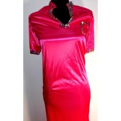 Vestidos danza árabe Shapi rosa