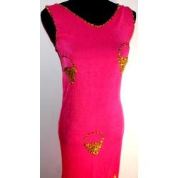Vestidos danza oriental Dandy rosa