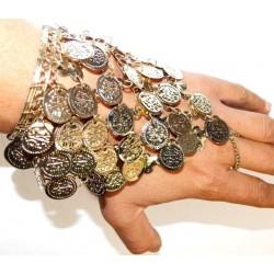 Pulsera Brazalete anillo