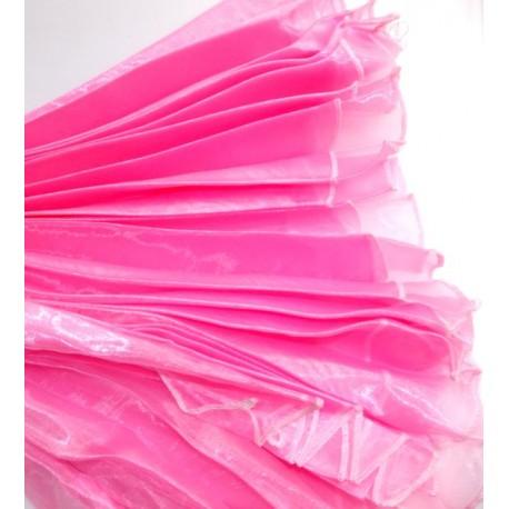 Alas de Isis grande color Rosa