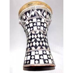 Darbuka árabe madera M1